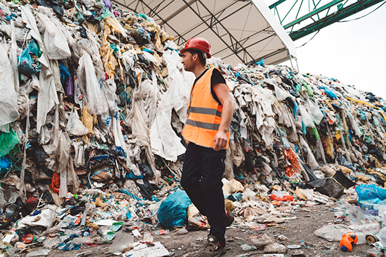 Low-Quality Textiles Undermine Textile Recycling